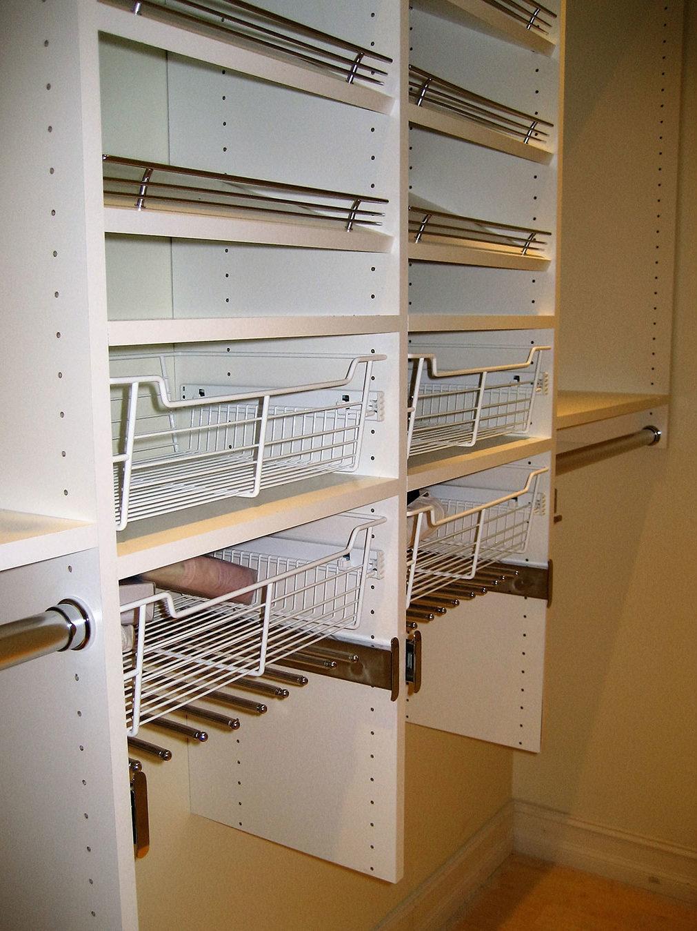 Closet Systems – Handyman Services Gainesville, FL – Dr. House, LLC